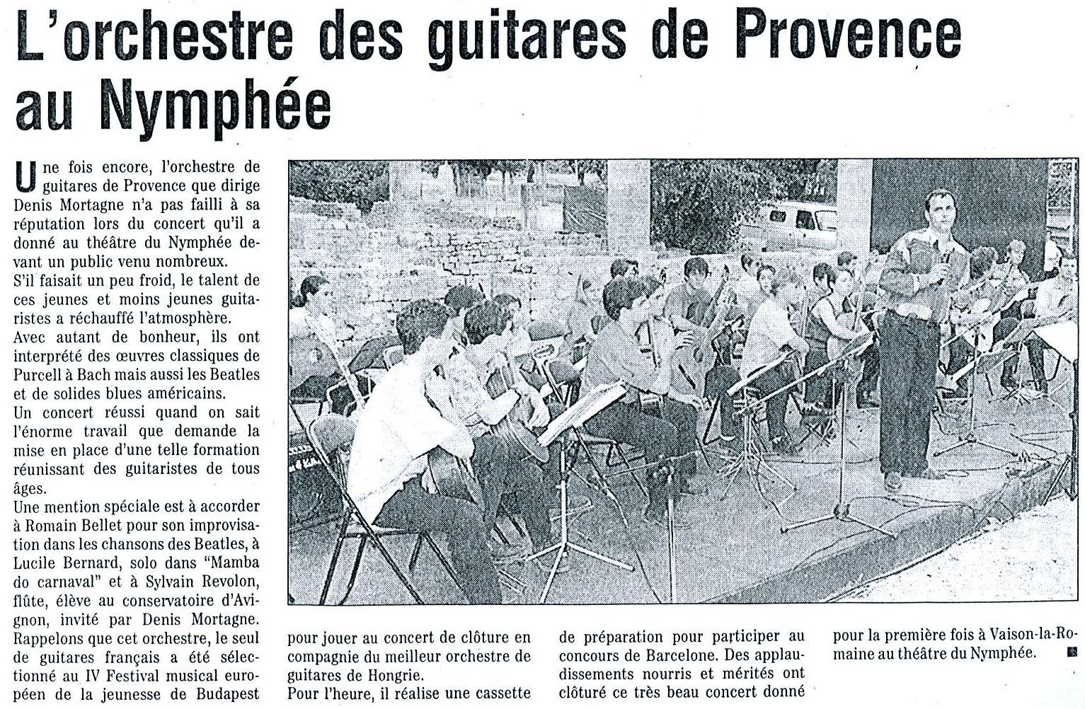 19970504-le-meridional-vaison-la-romaine