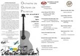 20150426 Caderousse programme