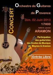 20130601 Aramon